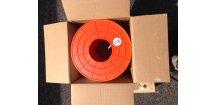 Kabel koaxiální SAT 703 B PVC balení 500m CAVEL