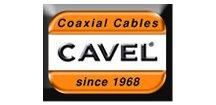 Kabel koaxiální SAT EN 50117-2-5 PE venkovní černý balení metráž CAVEL