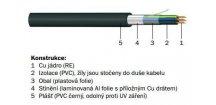 Kabel JQTQ 24x0,8 RE PRAKAB