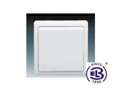 Přepínač střídavý Classic, jasně bílý, řazení 6, 3553-06289B1 ABB