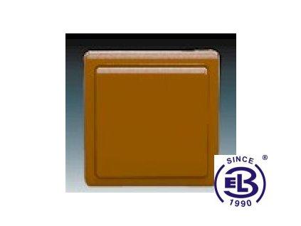 Přepínač střídavý Classic, hnědý, řazení 6, 3553-06289H3 ABB