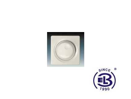 Kryt stmívače s otočným ovladačem Swing/Swing L, krémový, řazení, 3294G-A00125C1 ABB