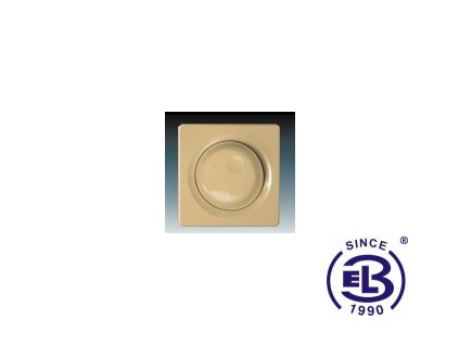 Kryt stmívače s otočným ovladačem Swing/Swing L, béžový, řazení, 3294G-A00125D1 ABB