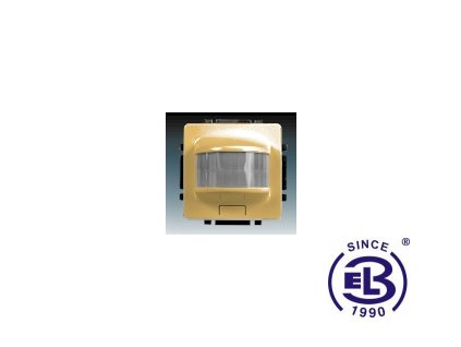 Spínač automatický se snímačem pohybu Swing/Swing L, béžový, 3299G-A12180D1 ABB