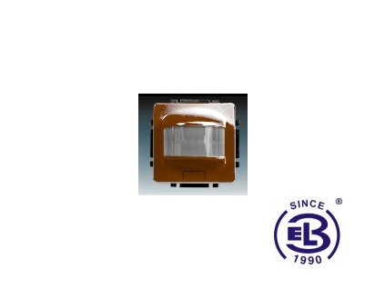 Spínač automatický se snímačem pohybu Swing/Swing L, hnědý, 3299G-A22180H1 ABB