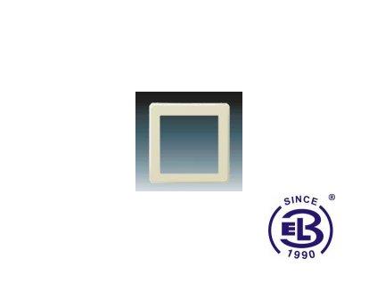 Kryt přístroje osvětlení s LED nebo adaptéru Profil 45 Swing/Swing L, krémový, 5016G-A00070C1 ABB