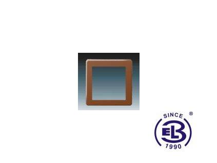 Kryt přístroje osvětlení s LED nebo adaptéru Profil 45 Swing/Swing L, hnědý, 5016G-A00070H1 ABB