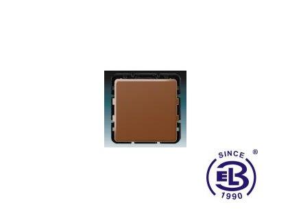 Kryt zaslepovací Swing/Swing L, hnědý, 3902G-A00001H1 ABB