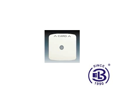 Kryt spínače kartového Tango, slonová kost, 3559A-A00700C ABB