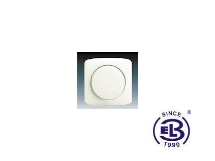Kryt stmívače s otočným ovladačem Tango, slonová kost, 3294A-A123C ABB