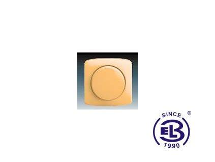 Kryt stmívače s otočným ovladačem Tango, béžová, 3294A-A123D ABB