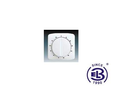Kryt ovládače časového mechanického Tango, bílá, 3294A-A00160B ABB