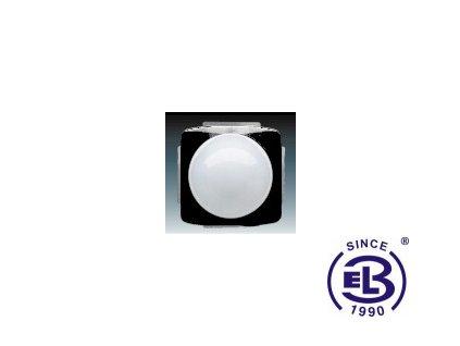 Spínač automatický se snímačem pohybu Tango, černá, 3299A-A22100N ABB