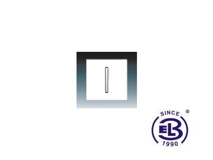 Kryt jednoduchý s páčkou Neo/Neo Tech, bílá/ledová bílá, 3559M-A0065101 ABB