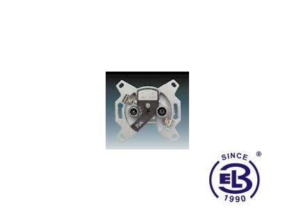Přístroj zásuvky televizní a rozhlasové EU 3503, 5011-A3503 ABB