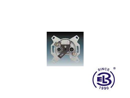 Přístroj zásuvky televizní a rozhlasové EU 3610, 5011-A3610 ABB