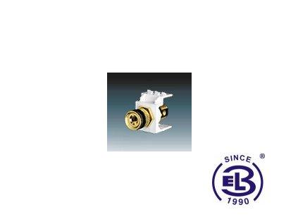 Svorka reproduktorová Swing/Swing L, bílá, 1479190-3 ABB