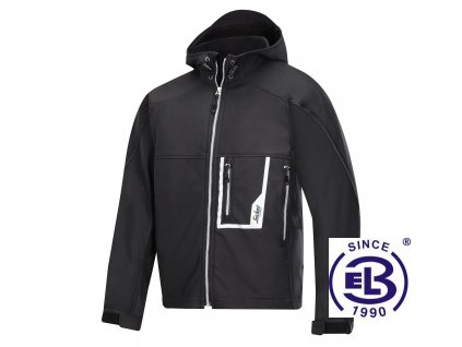 Bunda Soft Shell s kapucí 1219, Snickers Workwear