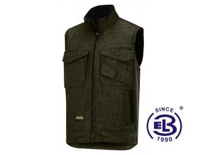 Vesta zimní řemeslnická 4522, Snickers Workwear