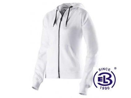 Mikina dámská s kapucí, na zip 2811, Snickers Workwear
