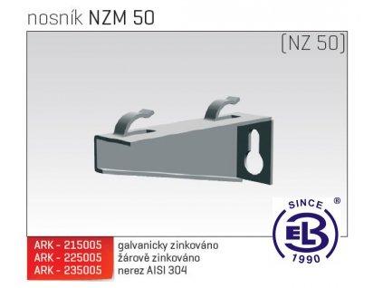 Nosník MERKUR 2, NZM 50 ARK - 235005 A2, ARKYS