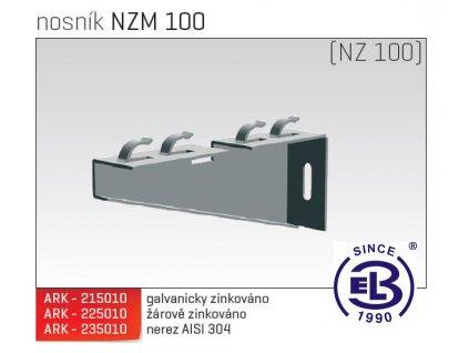 Nosník MERKUR 2, NZM 100 ARK - 225010 ŽZ, ARKYS