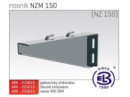 Nosník MERKUR 2, NZM 150 ARK - 225015 ŽZ, ARKYS