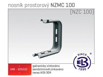 Nosník MERKUR 2, NZMC 100 ARK - 225210 SZ, ARKYS