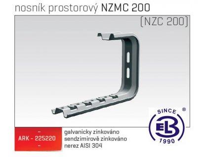 Nosník MERKUR 2, NZMC 200 ARK - 225220 SZ, ARKYS