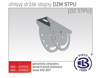 Držák stojny úhlový MERKUR 2, DZM STPU ARK - 224310 SZ, ARKYS