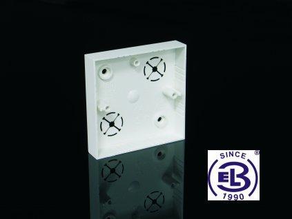 Krabice přístrojová LK 80/1 82x82x16 KOPOS