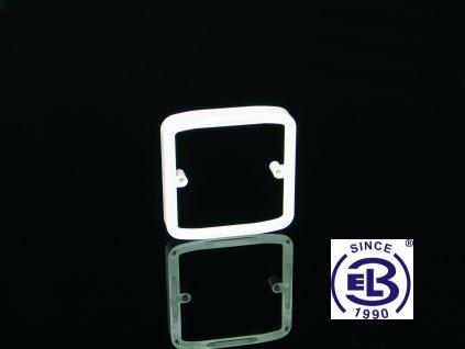 Rámeček nástavný 80,5x80,5x12, NRT KOPOS