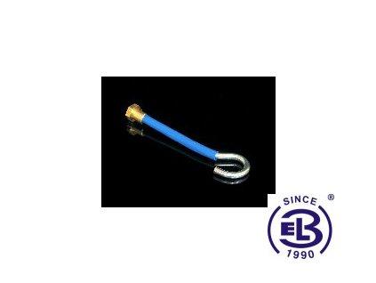 Lustrhák s maticí a návlekem, 100mm, KBP-9 KOPOS