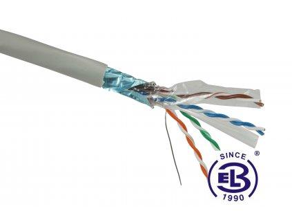 Kabel datový Cat 6 FTP PVC balení 500m SOLARIX