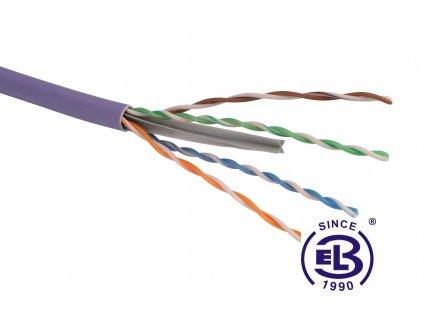 Kabel datový Cat 6 UTP LSOH balení 500m SOLARIX