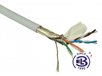 Kabel datový Cat 5E FTP PVC licna balení 305m SOLARIX