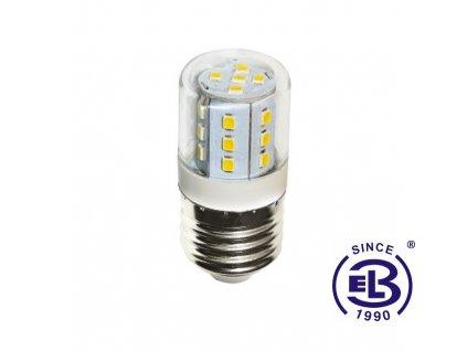 Žárovka LED 23 SMD 2835 E27 2,6W - CW studená bílá 315lm