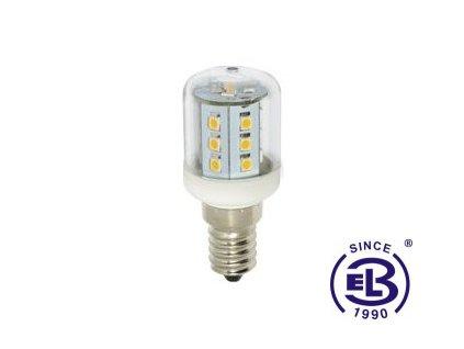 Žárovka LED 23 SMD 2835 E14 2,6W - WW studená bílá 305lm