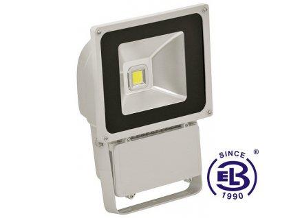 Reflektor LED HALO MCOB 100W - studená bílá 7000lm