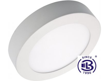 Svítidlo přisazené LED60 FENIX ROUND White 18W - CW studená bílá 1450lm