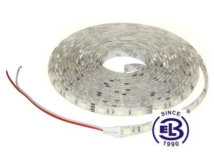 Pásky LED STRIP 2835 IP20 - CW 5m studená bílá 1040lm/m