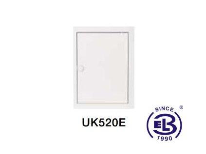 Rozvaděč UK520E 24/28 modulů pod omítku ABB Elsyn