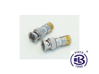 Konektor BNC M CX3 4.9 kompresní CABELCON