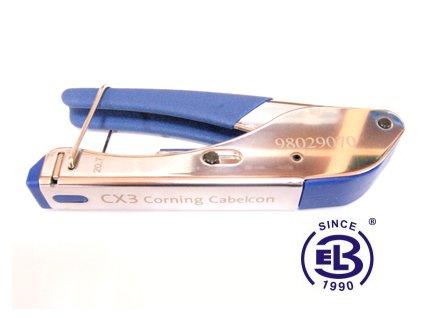 Kompresní nástroj pocket tool na konektory CX3 CABELCON