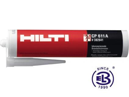 Tmel protipožární zpevňující CP 611A 310ml HILTI