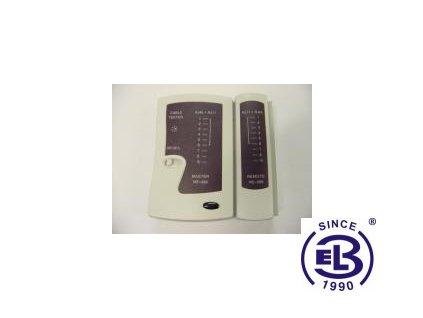 Tester kabeláže NS 468 LAN tester