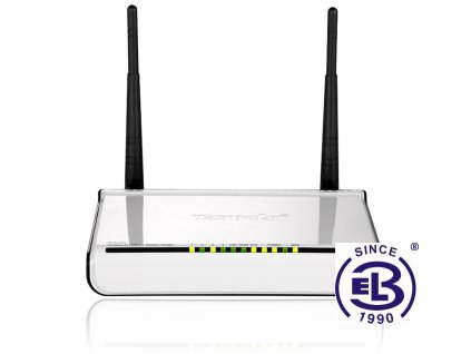 Router Wireless-N ADSL2+Modem router 300Mbps W300D Tenda