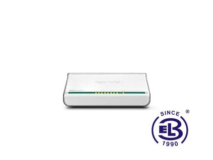 Switch 8 portů 10/100/1000 Mbps G1008D Tenda