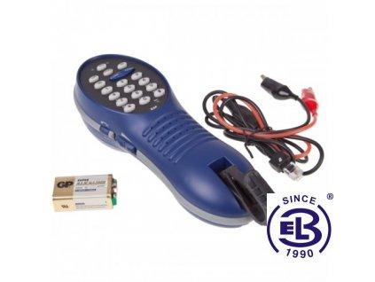 Mikrotelefon zkušební DSP