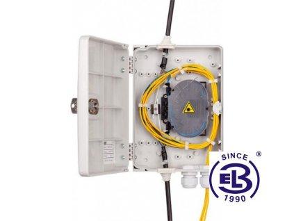 Rozvaděč optický nástěnný URM SL 12S MICOS